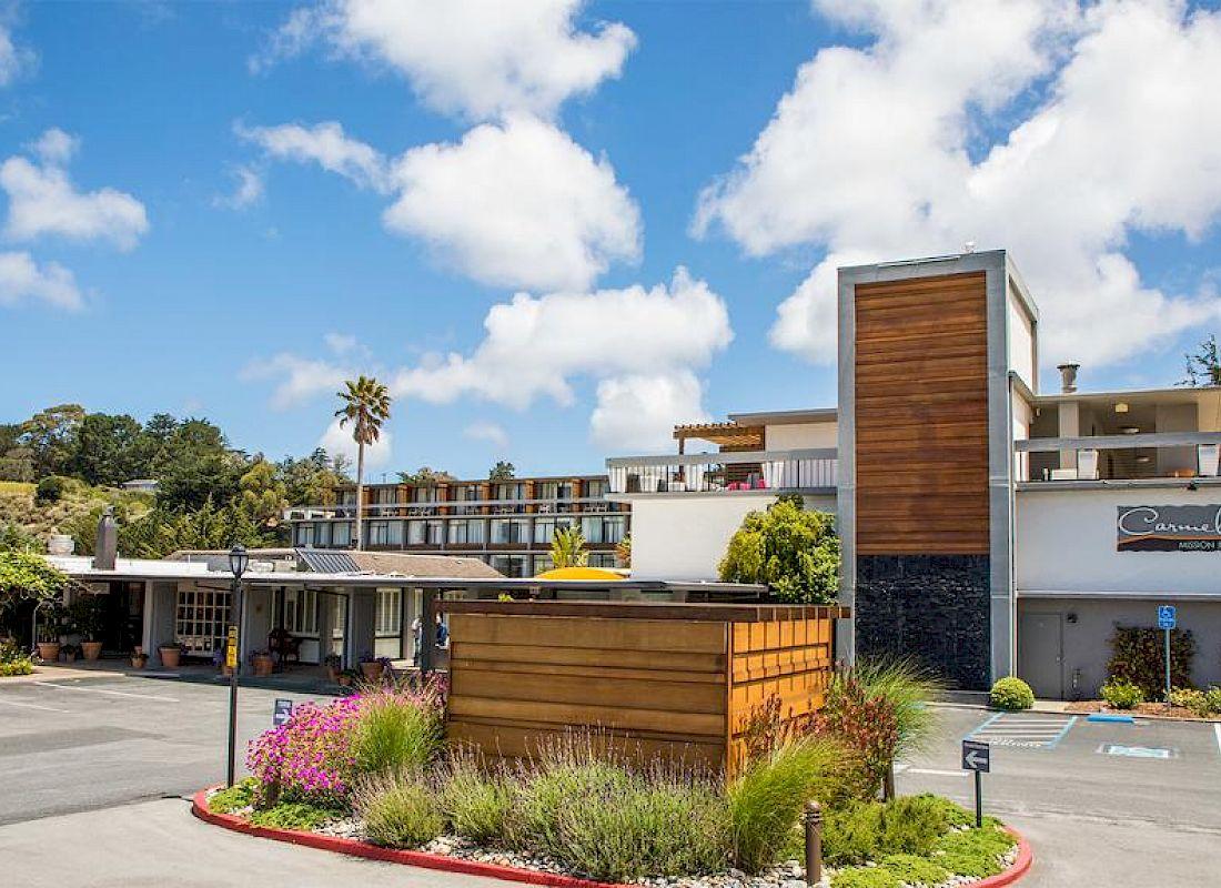 Carmel Mission Inn CA - Boutique Hotel in Carmel, California